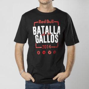 Red Bull Batalla de los Gallos – Camisetas