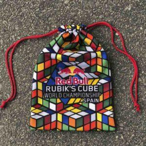Mochila Rubik's Cube