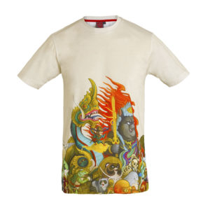 Human Fly Tattoo – Camisetas