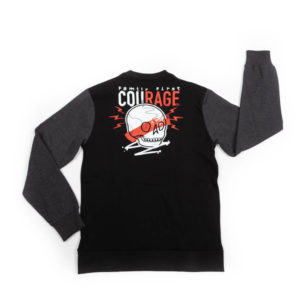 Sudadera – Courage