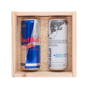 Welcome Pack – Red Bull