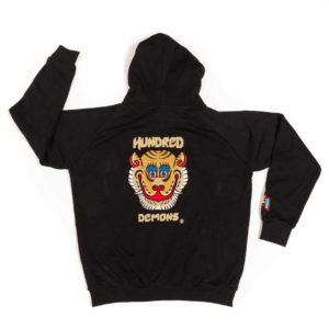 Sudadera – Hundred Demons